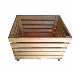 Packaging Wooden Pallet Box