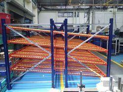 Roller Gravity Flow Racks