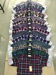 Full Sleeve Casual Check Shirts