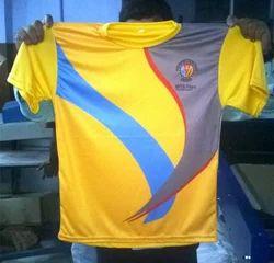 Full T-Shirt Sublimation Printing