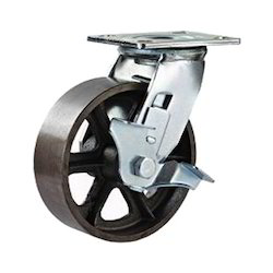 Cast Iron Caster Wheel