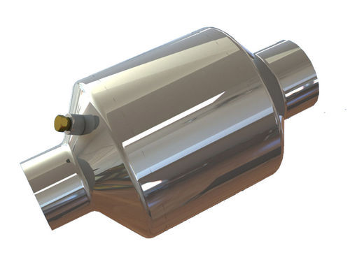 Techinstro Three Way Catalytic Converter, For For Controlling Air Pollution
