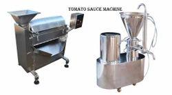 Sauce & Ketchup Making Machine