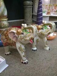 Elephant Pair Statue