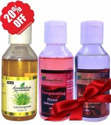 Aromablendz Combo Diffuser Oil