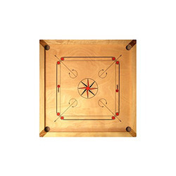 Wooden Carrom Boards