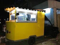 Food Van On Toyota Qualis