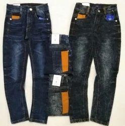 Denim Kids Wear Surplus Garments - Boys Jeans