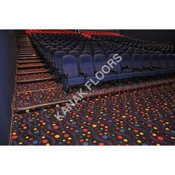 Auditorium Carpet Roll
