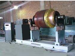 Internal Balancing Service Dynamic Balancing Services In Work Shop, Textile Spindle