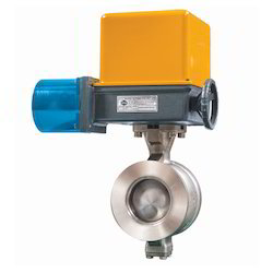 Full Bore Electrical Actuator