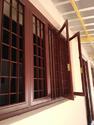 Gi Steel Window
