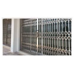 Steel Collapsible Gates