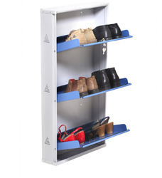 Stainless Steel Foldable Shoe Rack