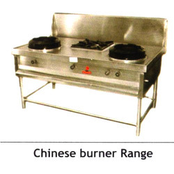 Chinese Burner Range