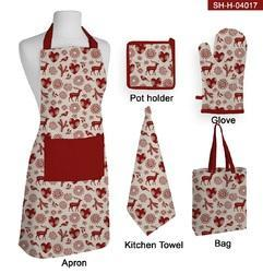 Christmas Design Apron