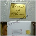 Golden Nameplates