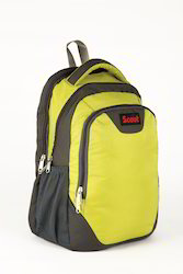 Polyester College Backpack