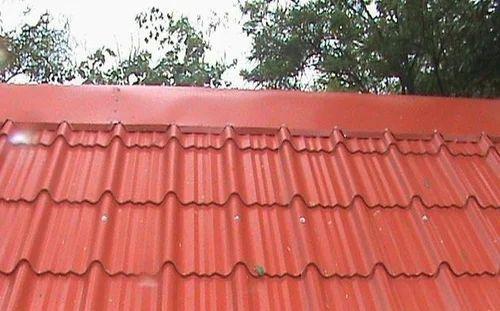 Metal Roof Tiles Roofing Systems Ghatkopar West Mumbai
