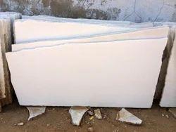 Makrana Pure White Marble, Thickness: 10-15 mm