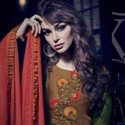 Shai Pure Silk Suit