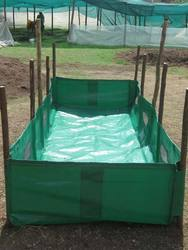 Agriculture HDPE Green Vermi Beds