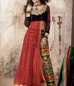 Anarkali Suit With Palazzo Pants