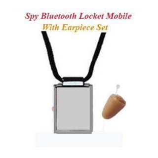 34ff1b7ab29 Hightech Gadgets Spy Wireless GSM Locket Nano Earpiece ... - Spy ...