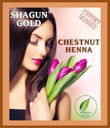 Chestnut Henna Hair Powder