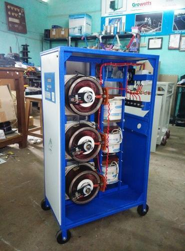 Air Cooled Servo Stabilizer 6 Kva 3 Phase Rs 24000 Piece