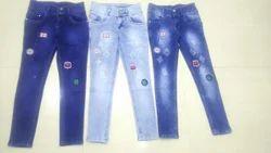 Ladies Ankle Jeans