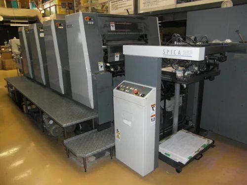 Offset Printing Machine in Kerala,Coimbatore,Chennai - Used