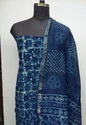 Dabu Printed Chanderi Suits