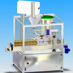 Automatic Bottle Washing Filling Capping Machine