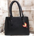 Black Ladies Shoulder Bag