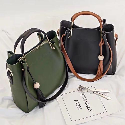 8e27bf3aac87 Multicolor Rexine Designer Ladies Imported Bags