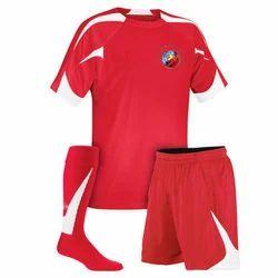 Red Football Uniform