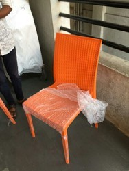 Varmora Club Chair Or Cafeteria Chair Or Dining chair