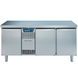 3 Door Under Counter Refrigerator