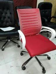 Designed Steel Chair