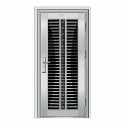 Safety door in vadodara gujarat suppliers dealers for Balcony grills enclosure designs in india