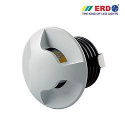 3W LED COB Fancy Round Spotlight