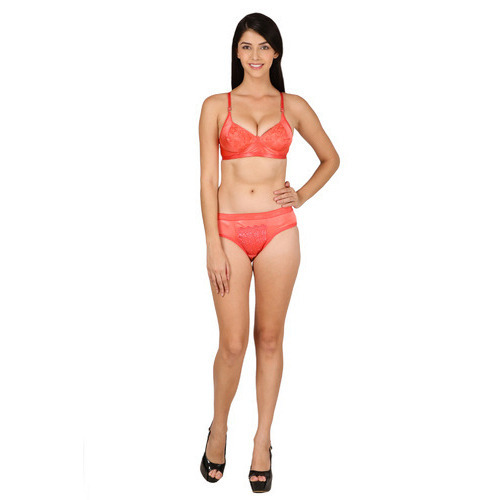 7fe9a521c5 Cotton Bra Panty Set at Rs 80  piece