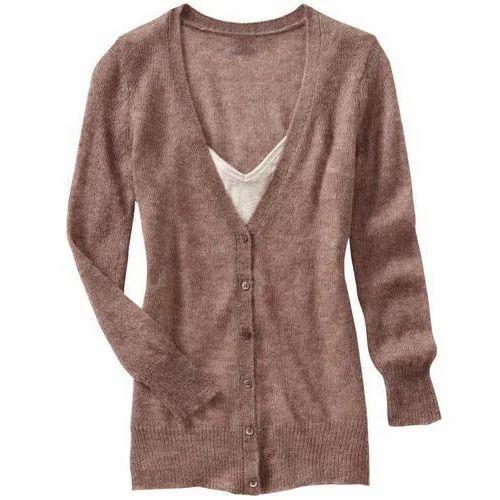 Ladies Cardigans - Ladies Designer Cardigans Manufacturer from ...