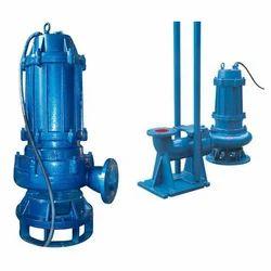 MBH Non-Clog Sewage Submersible Pump