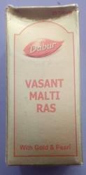 Vasant Malti Ras Tablet