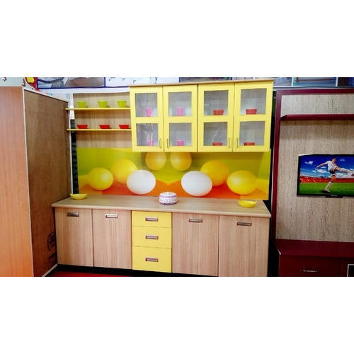 Fancy Kitchen Cabinet At Rs 600 Sqrft Kitchen Cabinets Id