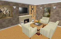 3D View of Interior Designs