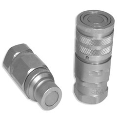 Hydraulic Quick Release Couplers