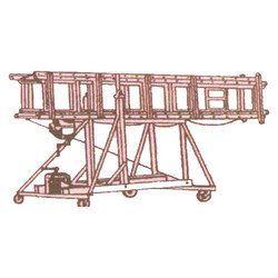 Aluminum Tiltable Tower Ladders